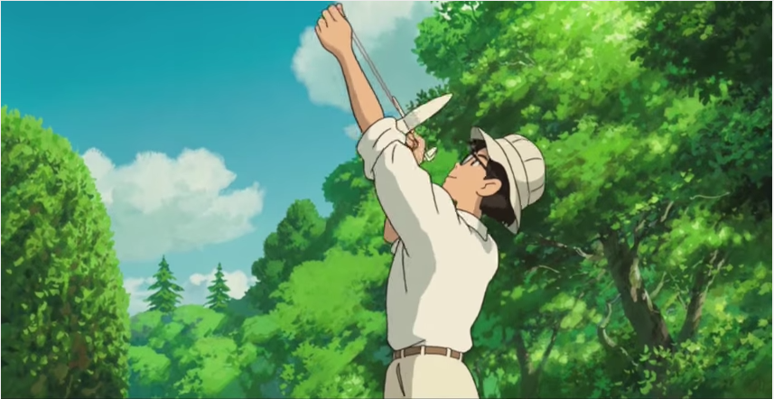 Art History A Swan Song For A Genius Miyazaki S The Wind Rises Fashionable Tinfoil Accessories