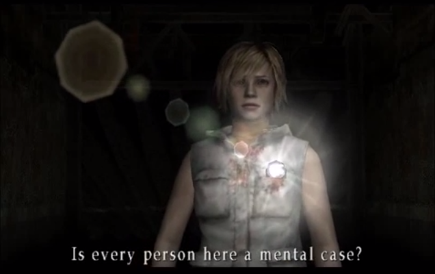 The Consulting Analyst Silent Hill 3 Fashionable Tinfoil Accessories