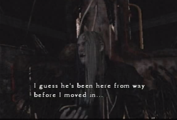 The Consulting Analyst Silent Hill 4 Fashionable Tinfoil