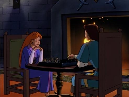 fireside chess