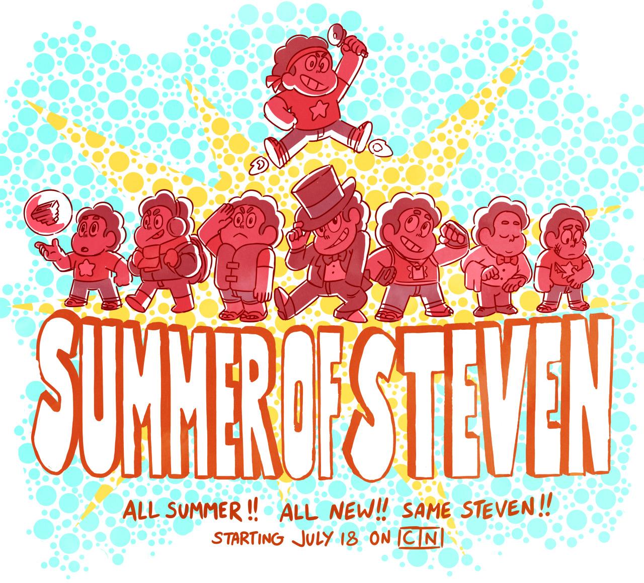 summer of steven
