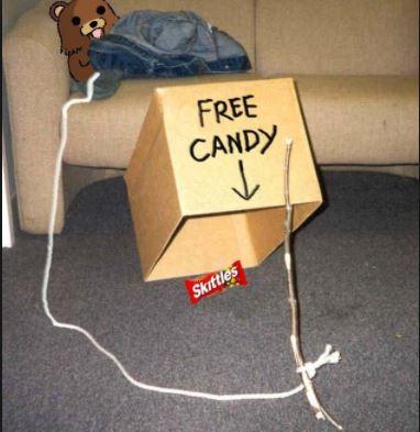 child trap