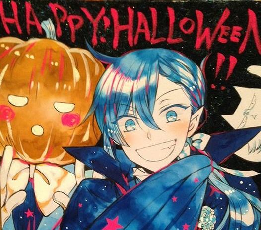 Vanitas-Halloween